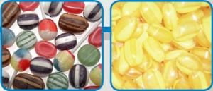 Euromec Hard Candy Extruder Produkte
