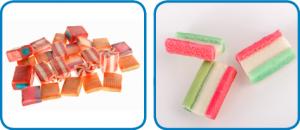 Euromec Kaubonbon und Kaugummi Produkte